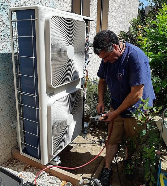 pompe a chaleur Gard Herault-plancher chauffant Nimes Montpellier- entretien de pompe a chaleur Nimes Lunel-PAC Air Eau Montpellier Nimes